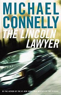 <i>The Lincoln Lawyer</i> Book by Michael Connelly