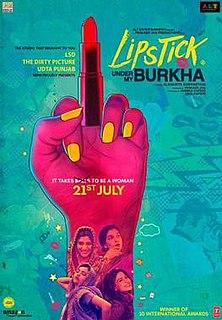 <i>Lipstick Under My Burkha</i> 2016 Indian film