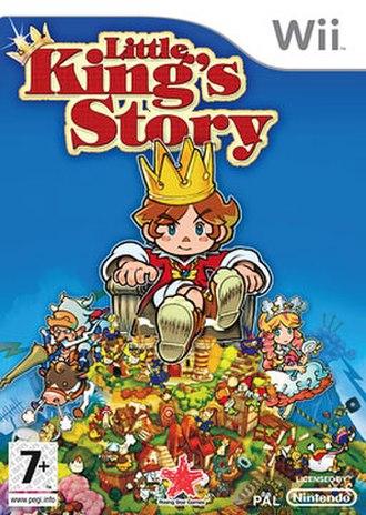 Little King's Story - Image: Little King's Story
