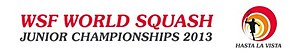 2013 Women's World Junior Team Squash Championships