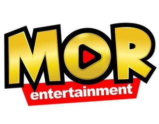 MOR Entertainment New media radio station in the Philippines