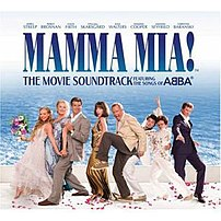 Mamma Mia! The Movie Soundtrack Featuring the ...