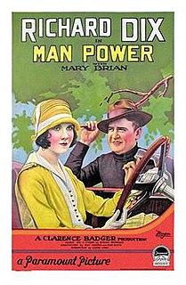 <i>Man Power</i> 1927 film