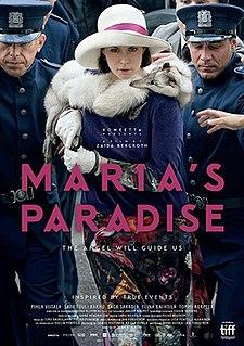 <i>Marias Paradise</i> 2019 film
