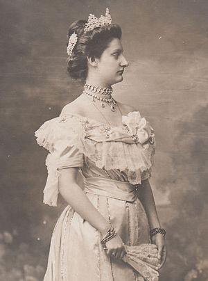 Archduchess Maria Immakulata of Austria - Image: Maria Immakulata Württemberg