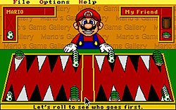 Mario's Game Gallery - Wikipedia