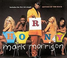 Mark Morrison - Horny single.jpg