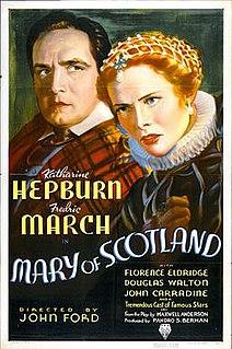 <i>Mary of Scotland</i> (film) 1936 film by John Ford