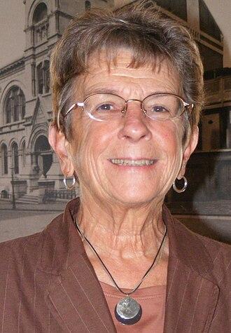 Mary Pat Clarke - Image: Mary Pat Clarke (2007)