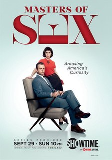 <i>Masters of Sex</i> (season 1) Season of television series