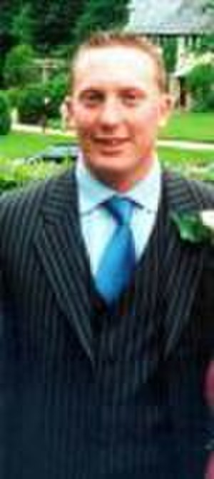 190th Fighter Squadron, Blues and Royals friendly fire incident - Matty Hull (1976–2003)