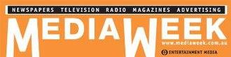 Mediaweek (Australia) - Former masthead of Mediaweek.