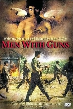 Men with Guns - DVD cover