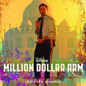 Million Dollar Arm (soundtrack)