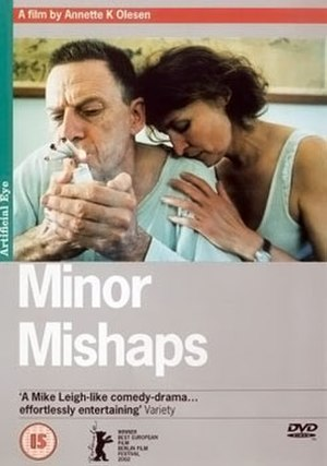 Minor Mishaps - DVD cover