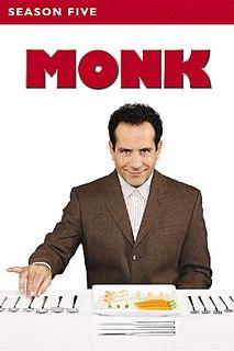 <i>Monk</i> (season 5) Season of television series