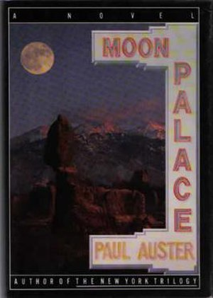 Moon Palace - First edition