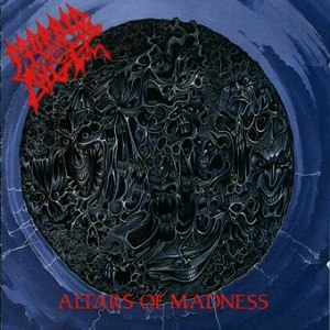 Altars of Madness - Image: Morbid Angel Altars