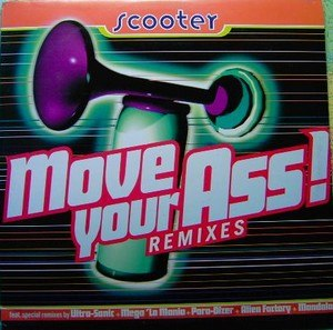 Move Your Ass! - Image: Move your ass (remixes)