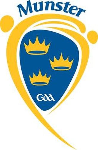 Munster GAA - Image: Munster GAA logo 2