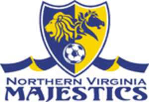 Northern Virginia Majestics - Image: NV Majestics