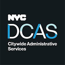 new york city department of citywide administrative services wikipedia