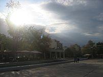 East Side of Nea Smyrni's square