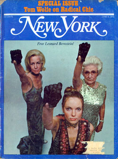 <i>New York</i> (magazine) American magazine on life, culture, politics, and style, focusing on New York City