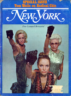 New York magazine June 8 1970 cover
