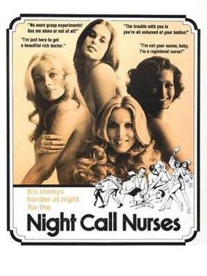 Night Call Nurses - Image: Night Call Nurses