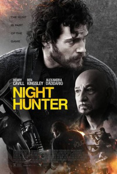Picture of a movie: Night Hunter