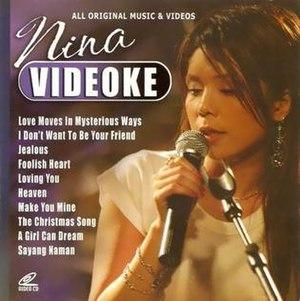 Nina Videoke - Image: Nina Videoke VCD