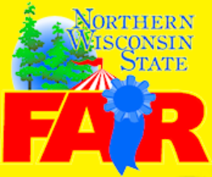 Northern Wisconsin State Fair - Image: Northern Wisconsin State Fair Logo