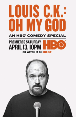 Oh My God (Louis C.K. special) - Image: Oh My God louis ck special