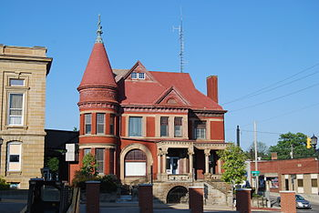 Former Huron County Jail