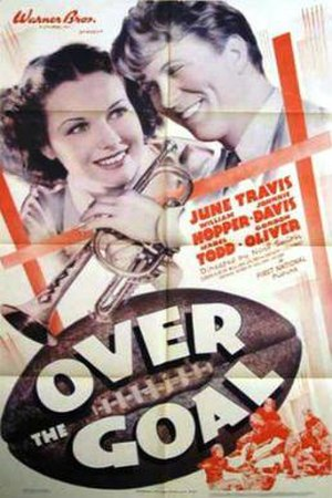 Over the Goal - Theatrical release poster