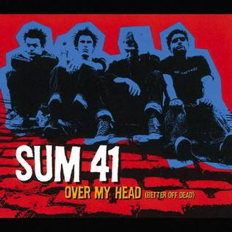 Over My Head (Better Off Dead) - Image: Overmyhead