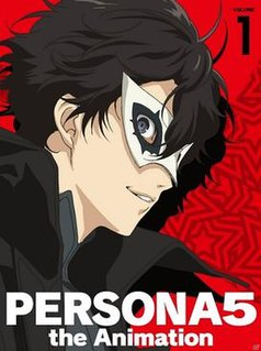 <i>Persona 5: The Animation</i> 2018 anime television series