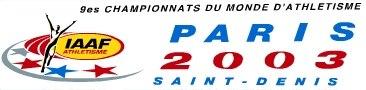 Paris 2003 IAAF