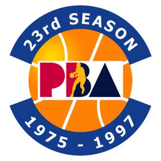 1997 PBA season - Image: Pba 1997