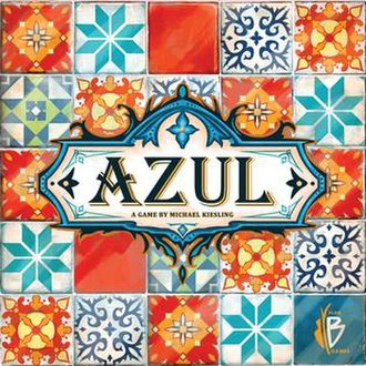 Azul (board game) - Image: Picture of Azul game box
