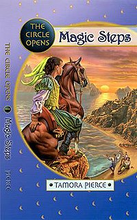 Magic Steps US hardcover edition cover