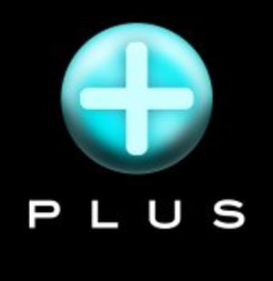 Plus (TV channel) - Image: Plus logo 2002 (GSB)