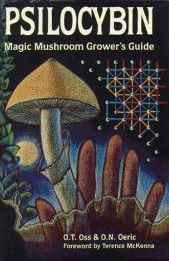 Terence McKenna -  Psilocybin: Magic Mushroom Grower's Guide (1986 revised edition)