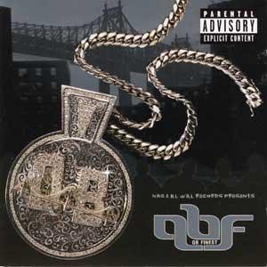Nas & Ill Will Records Presents QB's Finest - Image: Qbf