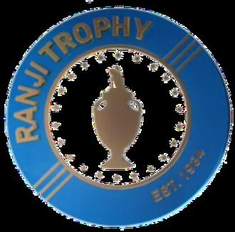 Ranji Trophy - Ranji Trophy Logo