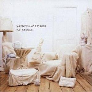 Relations (album) - Image: Relations album cover