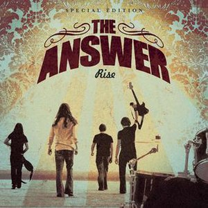 Rise (The Answer album) - Image: Rise Special Edition