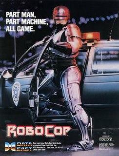 <i>RoboCop</i> (1988 video game) 1988 video game