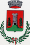 Coat of arms of Rocca Pietore